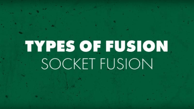 Andy Taylor. Narration. McElroy University. Socket Fusion