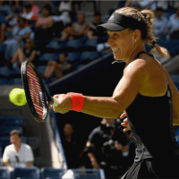 Andy Taylor Announcer 2018 US Open 019 Angelique Kerber Round-2