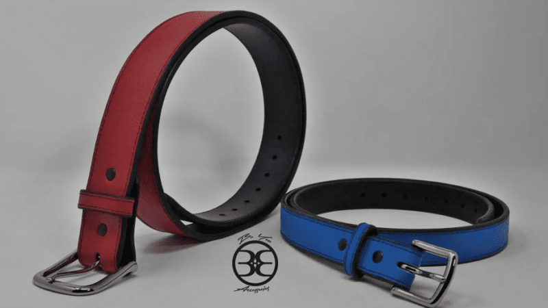 Andy Taylor Voice Over. Be You Accessories. Belts