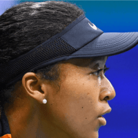 Andy Taylor Announcer. 2019 US Open. Naomi Osaka Round 3