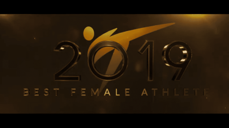 Voice Over Andy Taylor. Award Gala. World Taekwondo 2019 Best Female Athlete of the Year