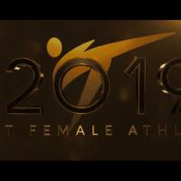 Voice Over Andy Taylor. Award Gala. World Taekwondo 2019 Best Female Athlete of the Year
