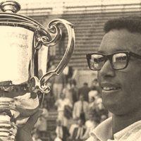 Voice Over Andy Taylor. Military Legacy of Arthur Ashe