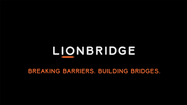 Voice Over Andy Taylor. Lionbridge Connector for Veeva Vault