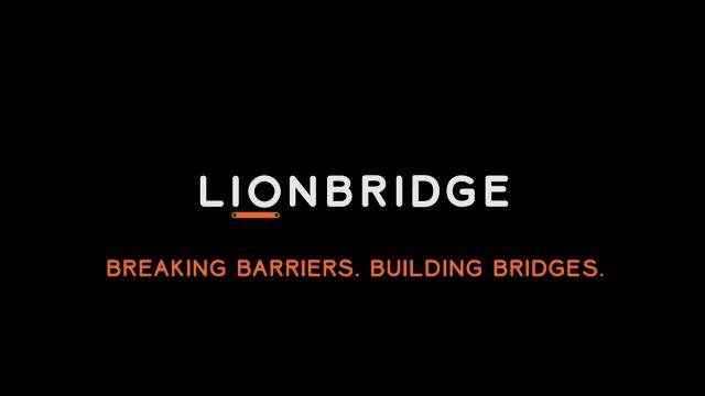 Voice Over Andy Taylor. Lionbridge Connector for Veeva Vault