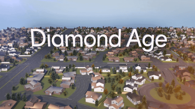 Voice Over Andy Taylor. Diamond Age 3D. Factory in the Field