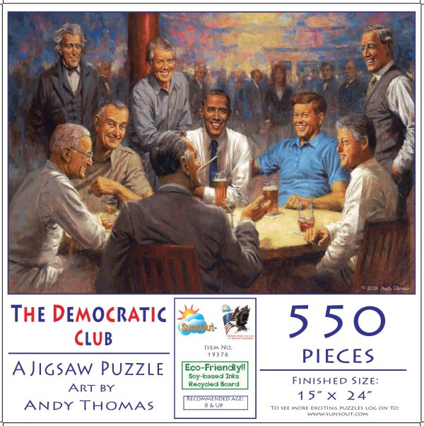 The_Democratic_Club_Puzzle