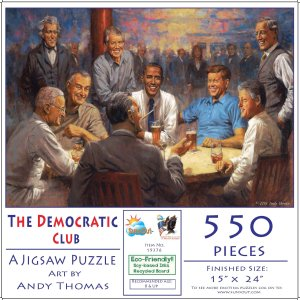 The_Democratic_Club_Puzzle