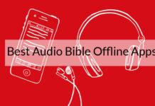 Best Audio Bible Offline Apps