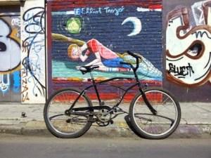 cazador bici