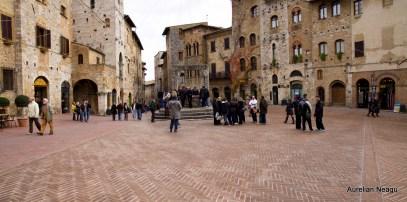 San Gimignano_Centru