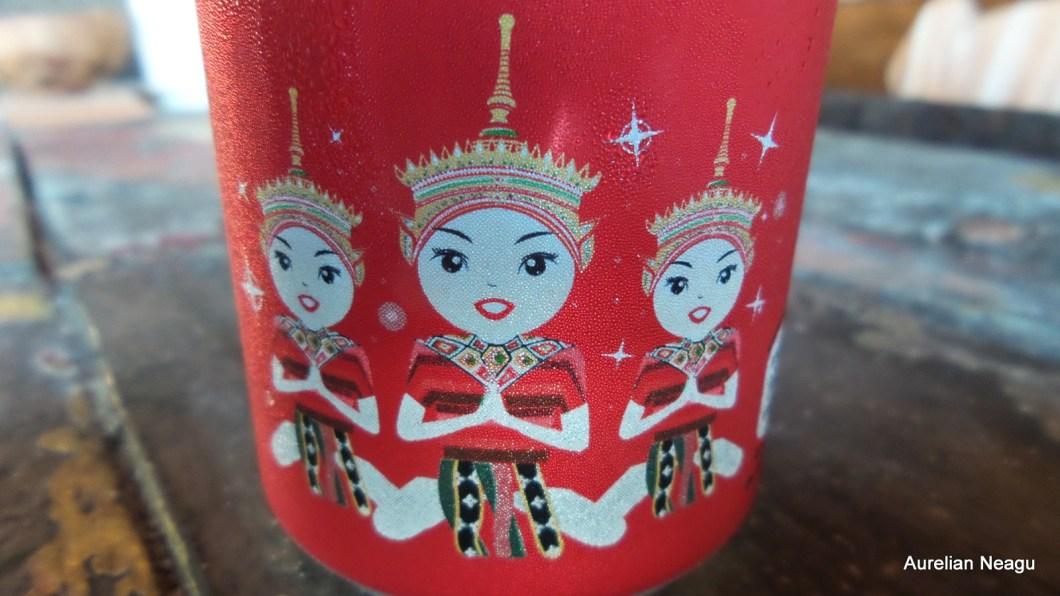 Thai Coca Cola