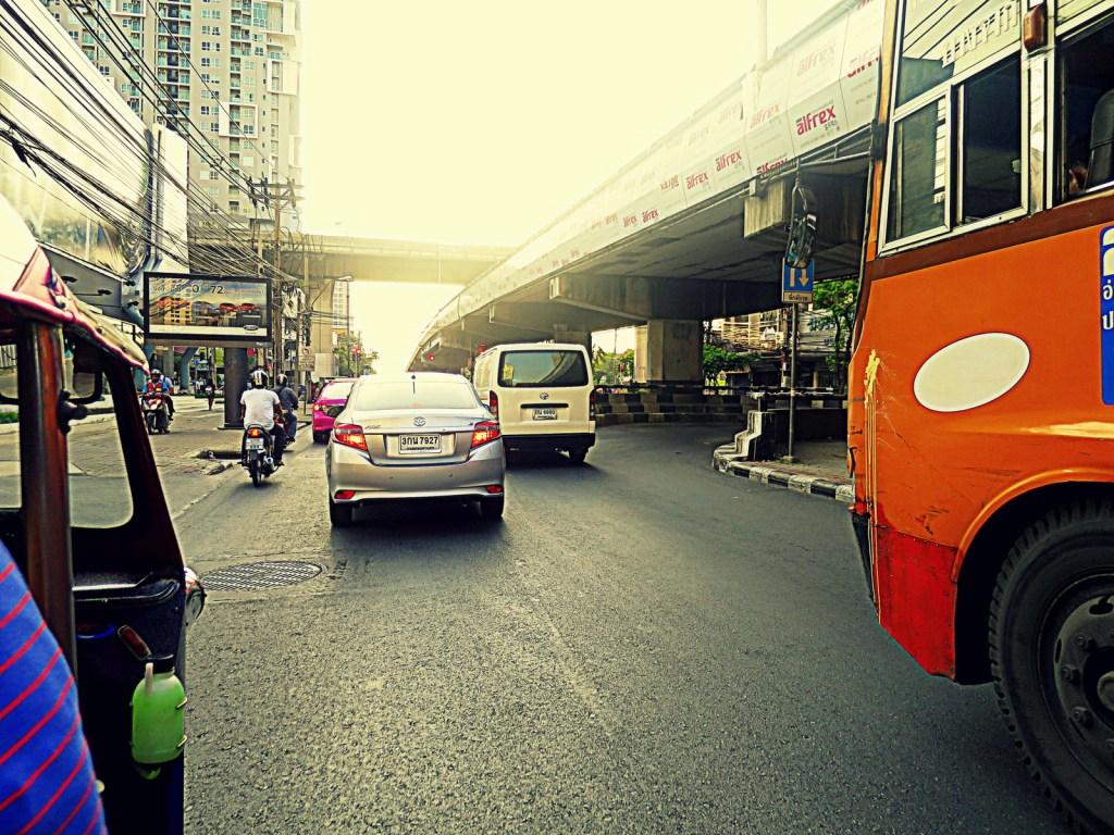 Bangkok Thailand Tuc Tuc