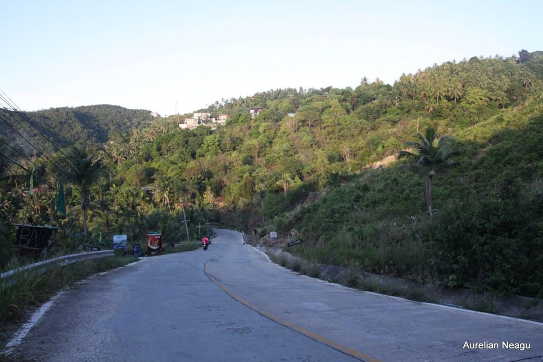 drumurile din Koh Phangan