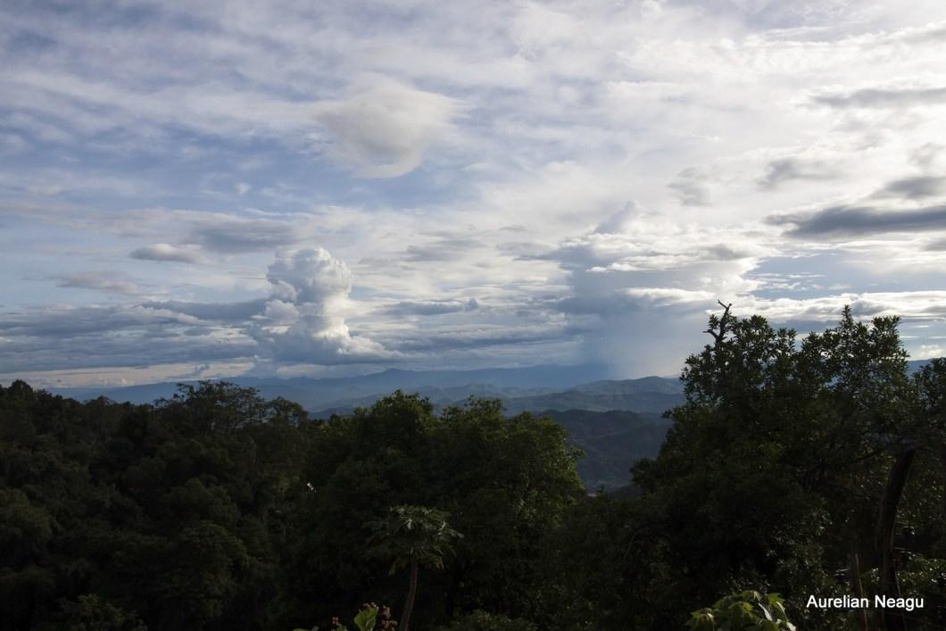 Munţii din Nordul Thailandei