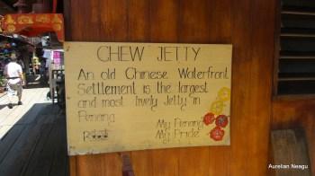 Chew Jetty, George Town, Penang, Malaezia 1