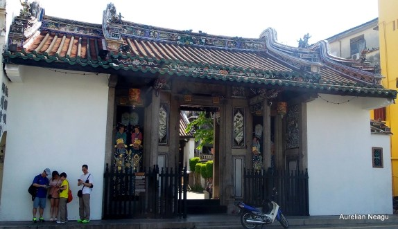 Chinese Temple, George Town, Penang, Malaezia 2
