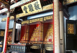 Chinese Temple, George Town, Penang, Malaezia 4