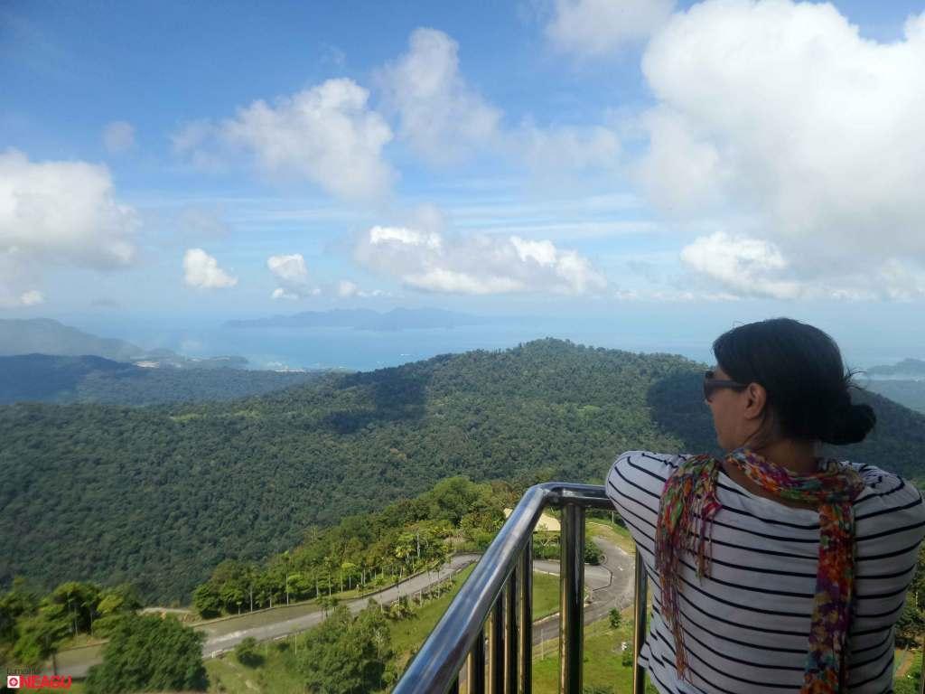 Langkawi, Malaezia - Gunung Raya