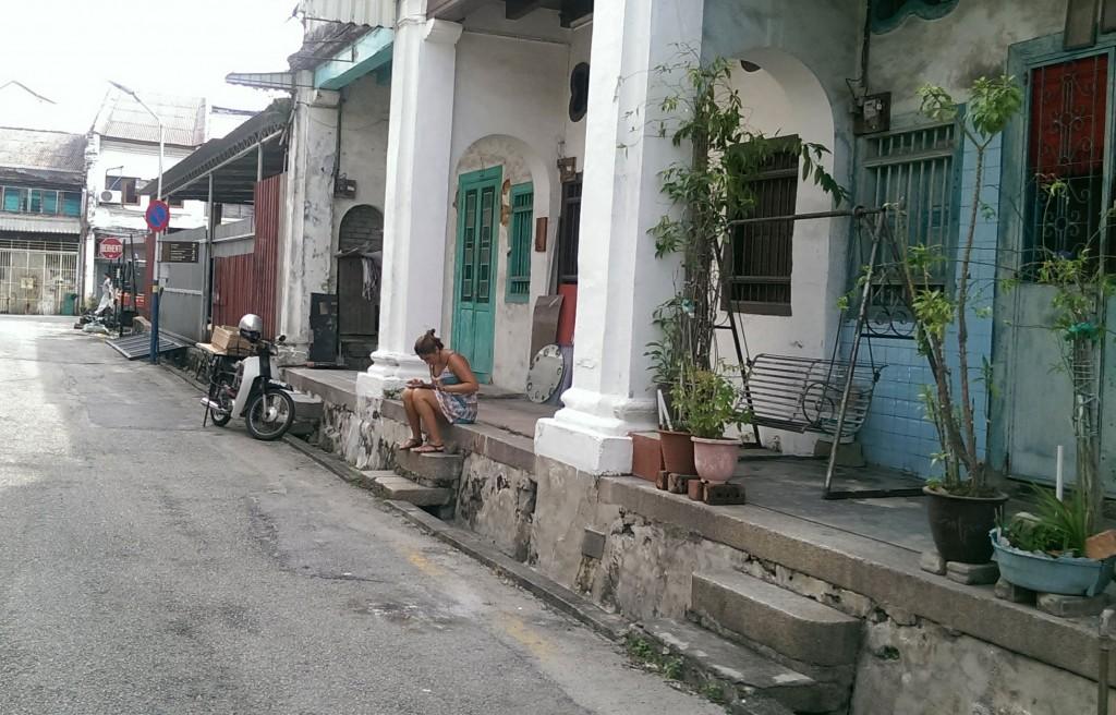 Lorong Toh Aka, George Town, Penang