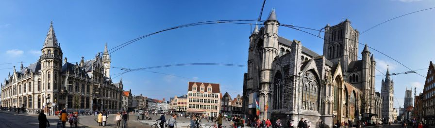 more of Ghent