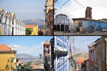 Streets of Potosí