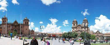 historical center Cusco
