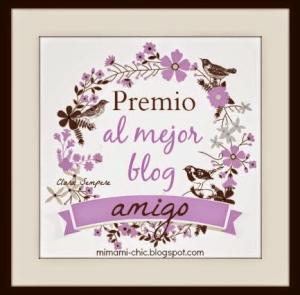 Mejor blog amigo