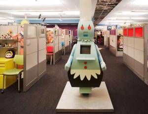 Oficinas Cartoon Network