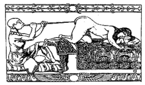 guardian del ano del faraon