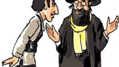 Абрам, а как вы относитесь к построить синагогу в тюрьме? - Анекдоты
