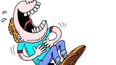 Жене уже самой надоело орать на мужа, но тут он попросил ее успокоиться... - Анекдоты