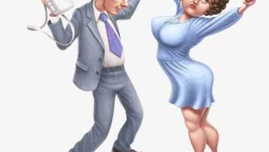 Полная женщина - это не плохо… - Анекдоты