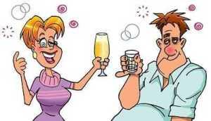 Меняю брызги шампанского на струю водки - Анекдоты