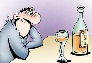 Анекдоты про пьяниц - Рабинович, почему вы продаете водку «Абсолют» по двадцать