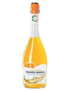 La Vida en Colores Orange Mimosa es un cóctel a base de vino elaborado con uva Moscatel de Alexandría, con esencias y aromas naturales.
