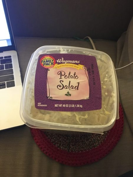 wegmans potato salad