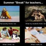 """Summer """"Vacation"""""""