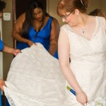 06.24.2018: Our Wedding – The Dress