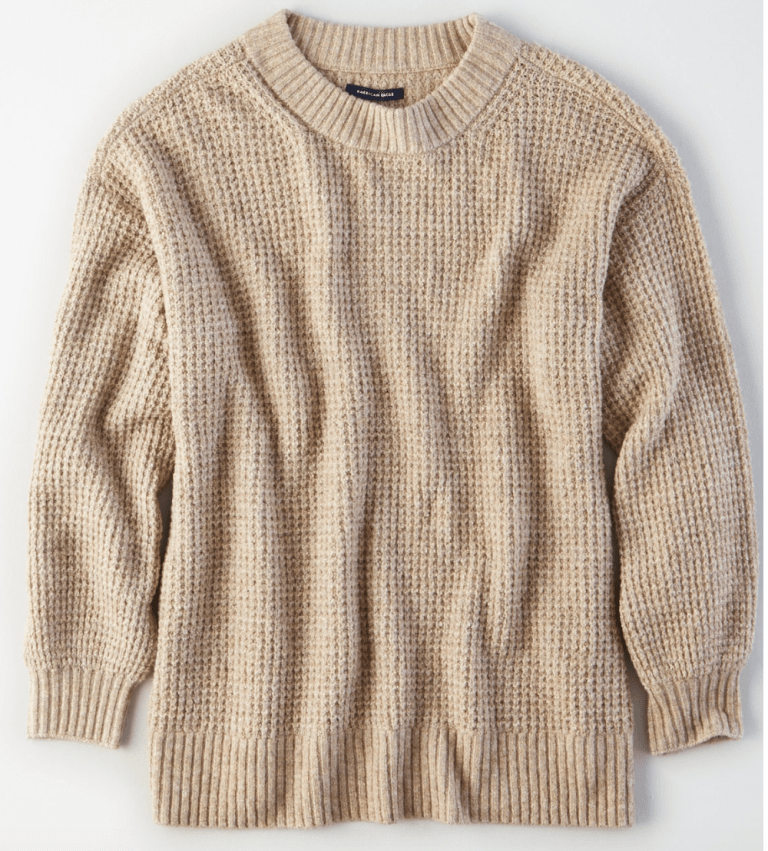 American Eagle Cloudspun Sweater