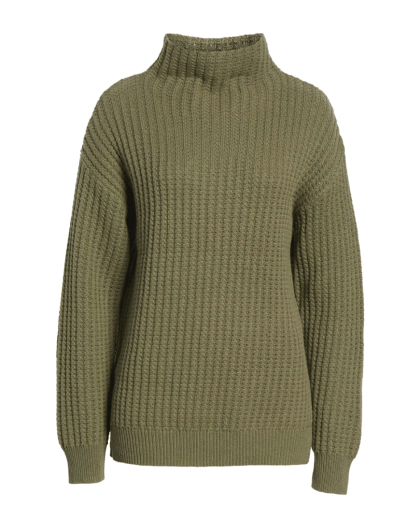 BP Turtleneck tunic sweater