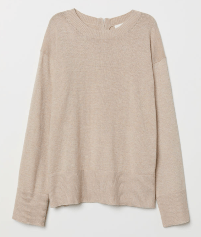 HM knit sweater