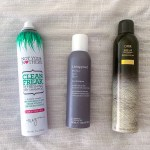 My Go-To Dry Shampoos