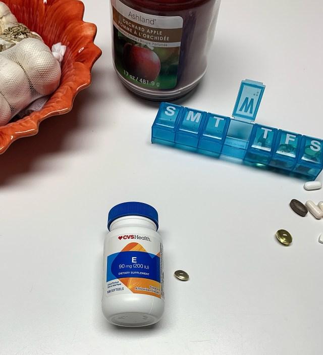 CVS Vitamin E