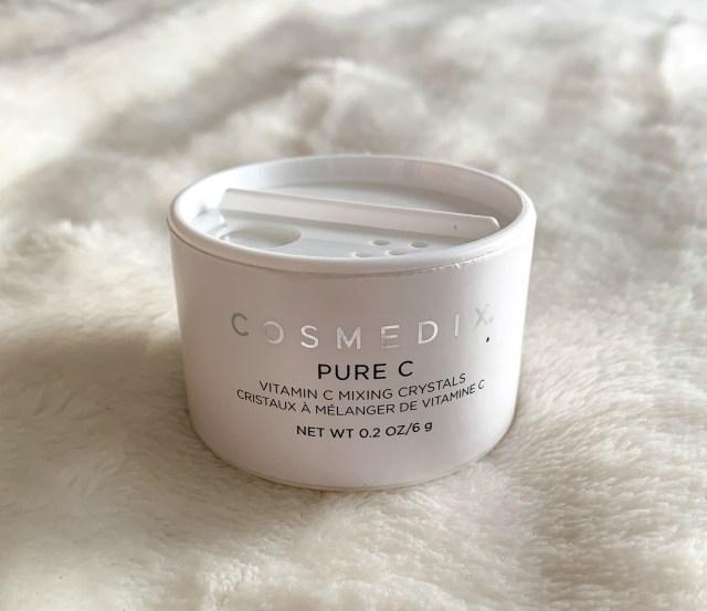 FabFitFun Cosmedix Pure C Powder $54