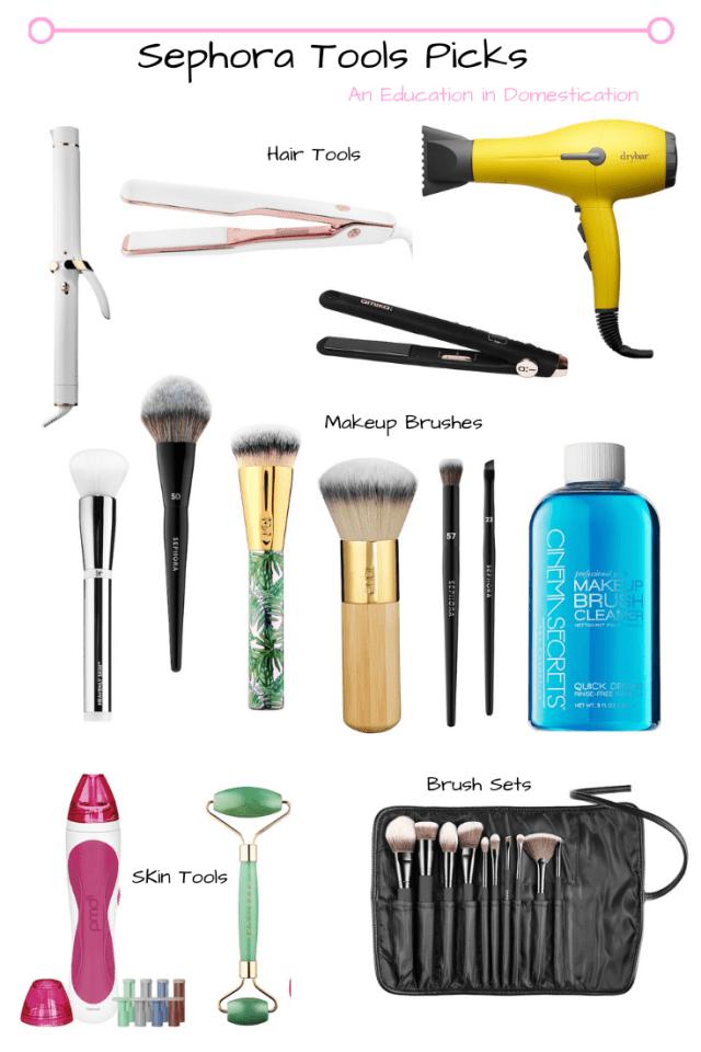 Sephora Tools Picks