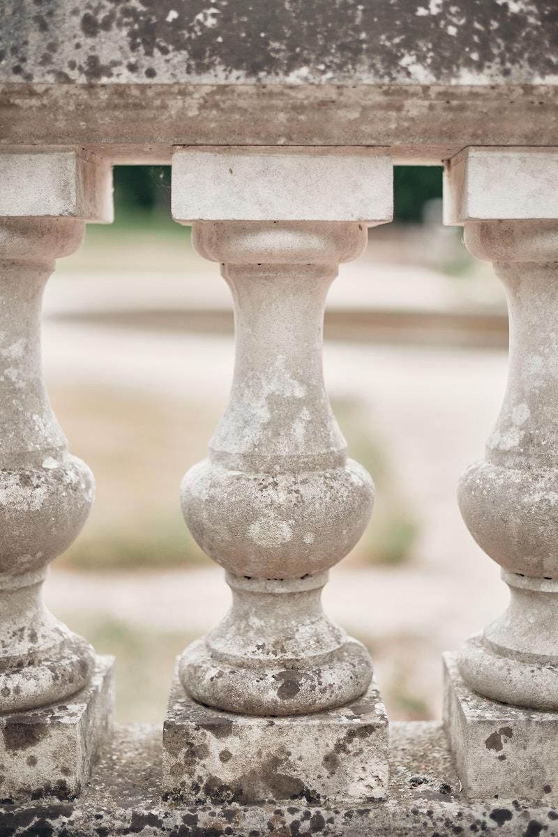 detail parc chateau craon