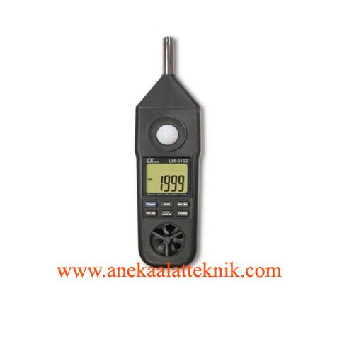 Jual Lux Meter LUTRON LM 8102