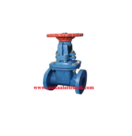 Jual Gate Valve Cast Iron SCI