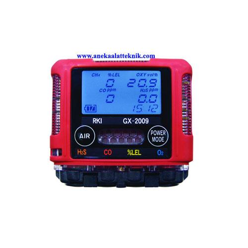 Gas Detector Portable Riken Keiki GX 2009